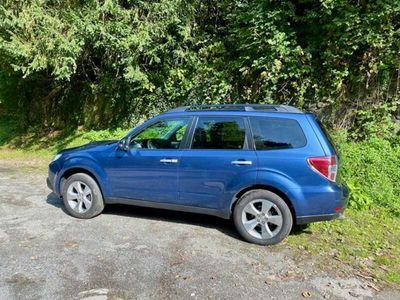 occasion Subaru Forester 2.0D Premium