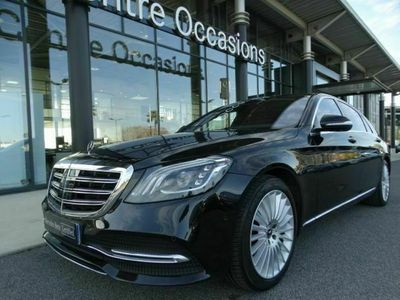 occasion Mercedes S560 CLASSE S Classee 367+122ch Fascination L 9G-Tronic Euro6d-T