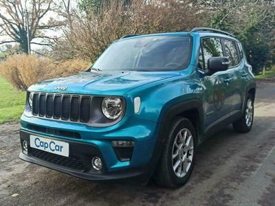 occasion Jeep Renegade Quiksilver Edition