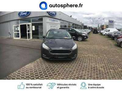 occasion Ford Focus SW 1.0 EcoBoost 125ch Stop&Start Titanium