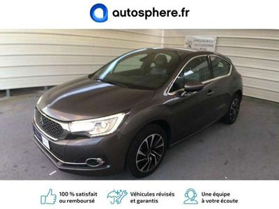 occasion DS Automobiles DS4 BlueHDi 120ch So Chic S&S EAT6