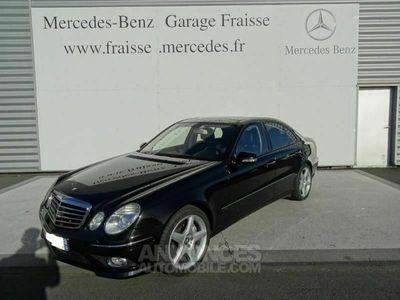 occasion Mercedes E500 ClassePack Luxe Avantgarde 7GTro