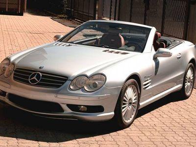 occasion Mercedes SL55 AMG AMG (2002)