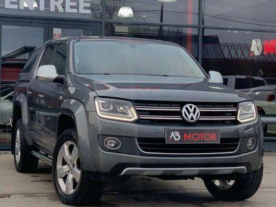 occasion VW Amarok 2.0TDI 180CV DSG ULTIMATE GPS CUIR CAMERA TVAC FUL