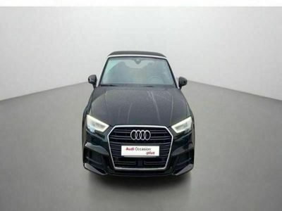 occasion Audi A3 Cabriolet 2.0 TFSI 190ch S line S tronic 7