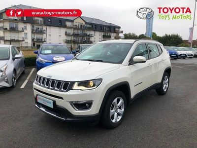 occasion Jeep Compass 1.4 Multiair II 170ch Limited 4x4 Bva9