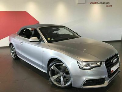 occasion Audi A5 Cabriolet CABRIOLET 2.0 TDI 190 Clean Diesel Multitronic 8 A S Line