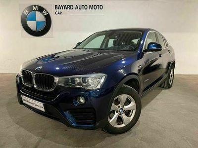 occasion BMW X4 xDrive 20 d 190 ch bva lounge plus