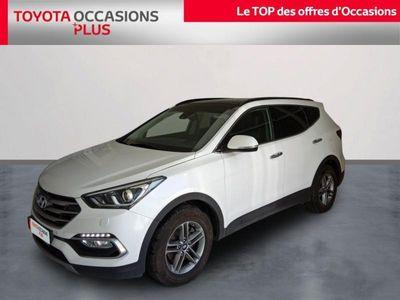 occasion Hyundai Santa Fe 2.2 Crdi 197 Executive 4wd Bva