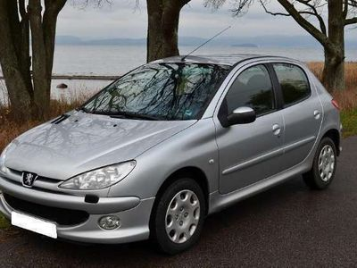 occasion Peugeot 206 2.0 HDi X Line Clim