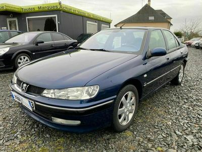 occasion Peugeot 406 2.0 HDi - 110 Sport Pack