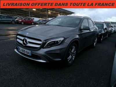 occasion Mercedes GLA220 CLASSE CDI BUSINESS EXECUTIVE 7G-DCT (X156)
