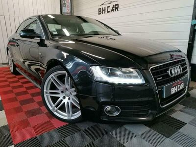occasion Audi A5 Sline + 3.0 v6 240 Quattro