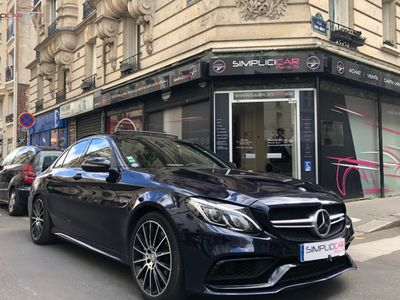occasion Mercedes C43 AMG CLASSE-AMG 9G-Tronic 4Matic