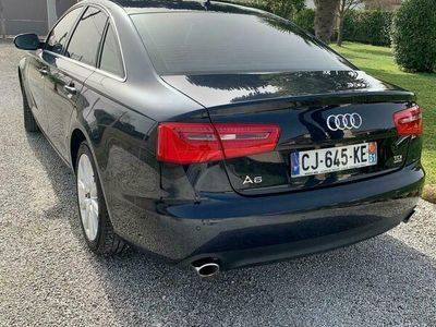 occasion Audi A6 Ambition Luxe V6 3.0 TDI DPF 204