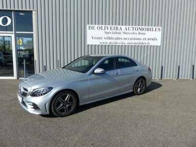 occasion Mercedes C220 220 d 194ch AMG Line 9G-Tronic