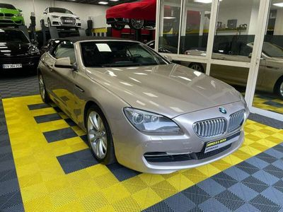 occasion BMW 650 Cabriolet SERIE 6 F12 407ch Exclusive A