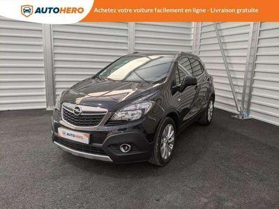 occasion Opel Mokka X 1.6 CDTI Innovation 136 ch