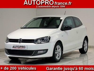 occasion VW Polo 1.2 60ch Match 3p