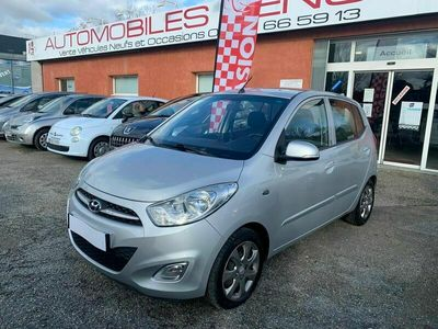 occasion Hyundai i10 1.2 Intuitive et Style