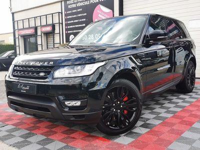 occasion Land Rover Range Rover Sport 2015 - Noir Métallisé - II HSE 3.0 SDV6 306