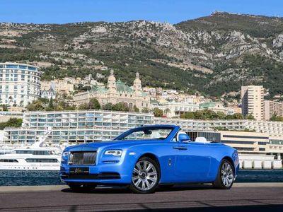occasion Rolls Royce Dawn