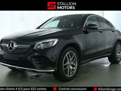 occasion Mercedes GLC220 D 4M COUPE FASCINATION AMG