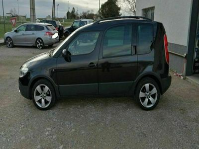occasion Skoda Roomster 1.6 TDI105 FAP Scout