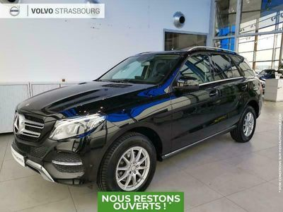 occasion Mercedes GLE350 d 258ch 4Matic 9G-Tronic