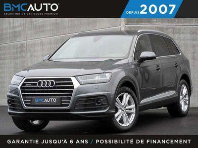 occasion Audi Q7 S-Line 3.0 Tdi 272ch 7 Places Full-Led/Camera/Ja20