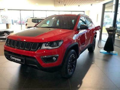 occasion Jeep Compass 1.3 GSE T4 240ch Trailhawk 4xe PHEV AT6 - VIVA2710377