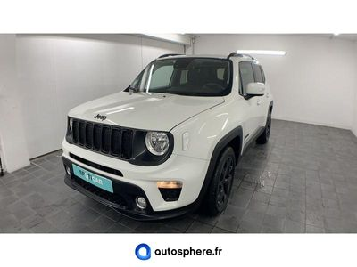 occasion Jeep Renegade 1.0 GSE T3 120ch Brooklyn Edition