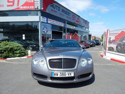 occasion Bentley Continental Continental GtcGtc 6.0