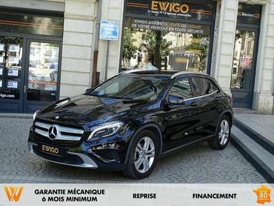 occasion Mercedes GLA220 D 170 Ch SENSATION 4MATIC 7G-DCT