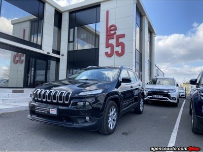 occasion Jeep Cherokee IV 2.0 MULTIJET 140 LONGITUDE BUSINESS