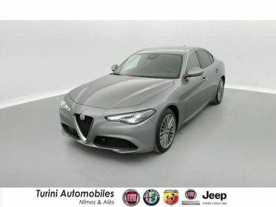 occasion Alfa Romeo Giulia 2.2 JTD 190ch Ti AT8 MY21