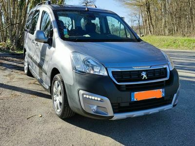occasion Peugeot Partner Tepee 1.6 BlueHDi 120ch S&S BVM6 Outdoor