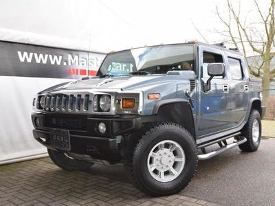 occasion Hummer H2 LUXURY EDITION LPG