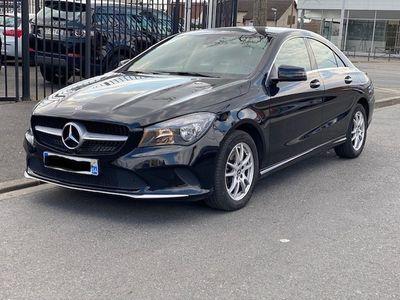 occasion Mercedes 200 Classe Cla 2017 - Noir Métallisé - COUPE BUSINESS 2.2BA7
