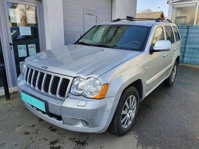 occasion Jeep Grand Cherokee 3,0 Crd Overland Gps 218 cv