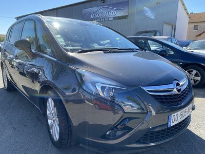 occasion Opel Zafira 1.6 Cdti 136ch Ecoflex Business Connect Start/stop 7 Places