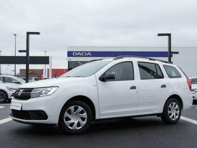 occasion Dacia Logan MCV SCe 75 Access 5 portes Essence Manuelle Blanc