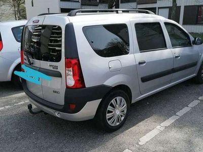 occasion Dacia Logan MCV 1.5 dCi 85 7 places Lauréate