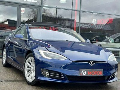 occasion Tesla Model S Dual 525cv SuperCH. SUSPENSION Cam AutoPilot Pano