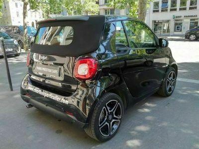 occasion Smart ForTwo Cabrio 1.0 71 ch S&S BA6 Prime