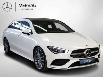 occasion Mercedes CLA220 AMG-Line Panorama AMG Line Navi/Pano.-Dach/Autom.