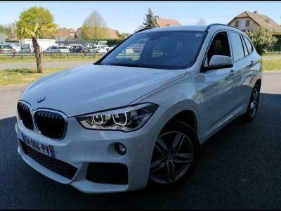 occasion BMW X1 sDrive18d 150ch M Sport Euro6c