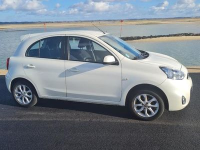 occasion Nissan Micra N-Tec 1.2 - 80