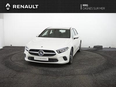 occasion Mercedes A180 Classed 7G-DCT Business Line 4 portes Diesel Automatique Blanc