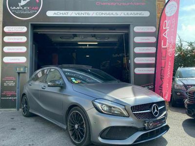 occasion Mercedes A200 CLASSED FASCINATION GRIS MAGNO AMG